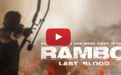 Te presentamos el estreno de Rambo: Last Blood