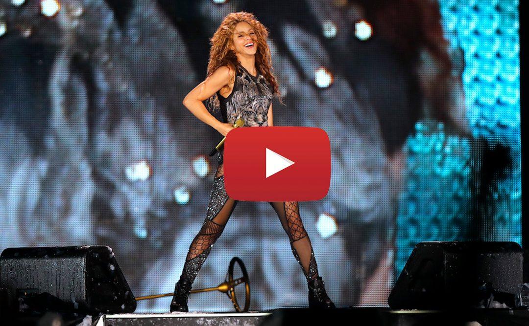 Nuestra Artista De La Semana…Shakira
