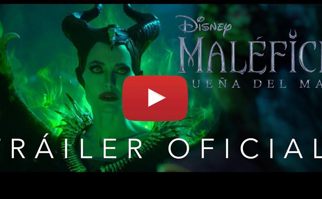 Llega el estreno de Malefica La Dueña Del Mal
