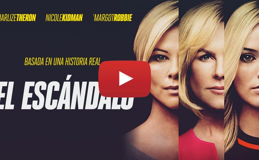 Presentamos el estreno de…El Escándalo