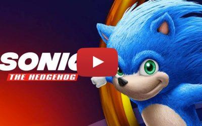 Te presentamos el estreno de…Sonic